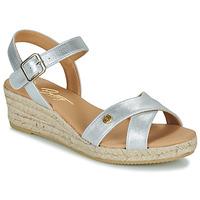 Boty Ženy Sandály Betty London GIORGIA Stříbrná