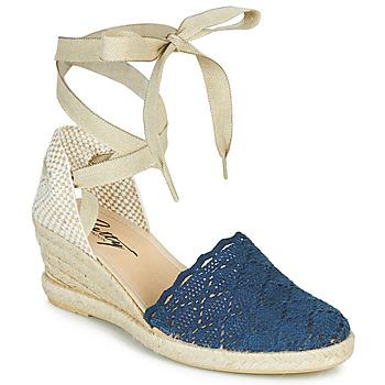 Boty Ženy Sandály Betty London MARISSI Tmavě modrá
