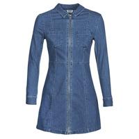 Textil Ženy Krátké šaty Noisy May NMLISA Modrá