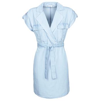Textil Ženy Krátké šaty Noisy May NMVERA Modrá / Světlá