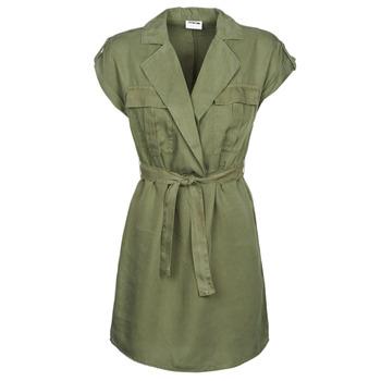 Textil Ženy Krátké šaty Noisy May NMVERA Khaki