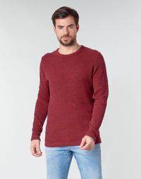 Textil Muži Svetry Selected SLHVICTOR Červená