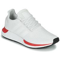 Boty Muži Nízké tenisky adidas Originals SWIFT RUN Bílá / Červená
