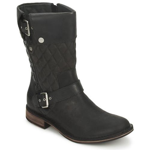 Boty Ženy Kotníkové boty UGG CONOR Černá