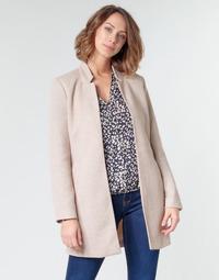 Textil Ženy Kabáty Only ONLSOHO Béžová