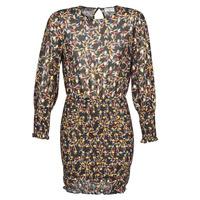 Textil Ženy Krátké šaty Moony Mood FANETTE Černá