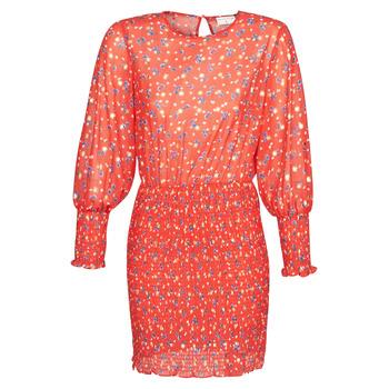 Textil Ženy Krátké šaty Moony Mood FANETTE Červená