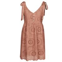 Textil Ženy Krátké šaty Betty London MOLINE Růžová