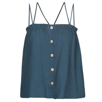 Textil Ženy Halenky / Blůzy Betty London MOUDANE Tmavě modrá