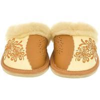 Boty Ženy Papuče John-C Dámske béžové papuče MILKA béžová