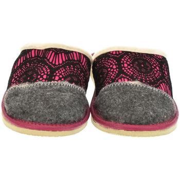 Boty Ženy Papuče John-C Dámske ružové papuče ELINA ružová