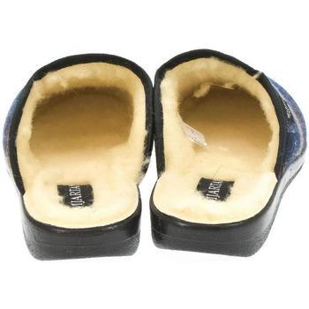 Boty Muži Papuče Mjartan Pánske papuče  OLIVER modrá