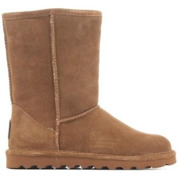 Boty Ženy Zimní boty Bearpaw Elle Hnědé