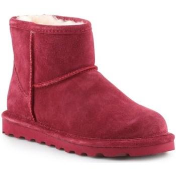 Boty Ženy Zimní boty Bearpaw Alyssa Vínově červené