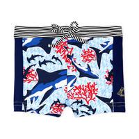 Textil Chlapecké Plavky / Kraťasy Petit Bateau FEUILLAGE