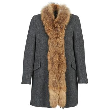 Textil Ženy Kabáty Stella Forest STILAN Šedá