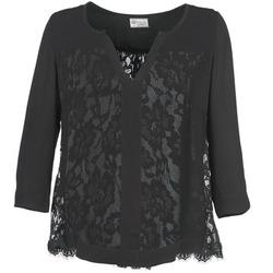Textil Ženy Halenky / Blůzy Stella Forest STIRPIA Černá