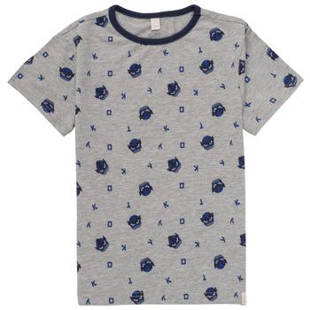 Textil Chlapecké Trička s krátkým rukávem Esprit EUGENIE Šedá