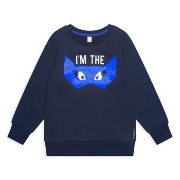 Textil Dívčí Mikiny Esprit ELONA Tmavě modrá