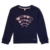 Textil Dívčí Mikiny Esprit ESTER Tmavě modrá