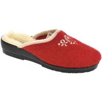 Boty Ženy Papuče Mjartan Dámske papuče  LIDA 4 červená