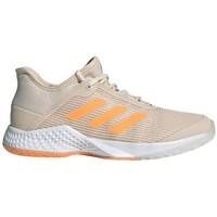 Boty Ženy Běžecké / Krosové boty adidas Originals Adizero Club W Šedé,Béžové