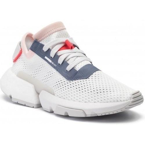 Boty Děti Nízké tenisky adidas Originals Pod S3 1 Junior Bílé