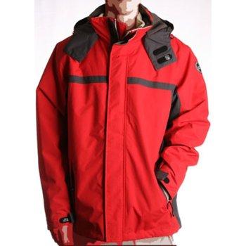 Textil Muži Bundy Killtec Moyano červená pánská celoroční bunda Červená