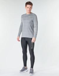 Textil Muži Legíny Nike M NK RUN MOBILITY TIGH GX FF Černá