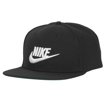 Textilní doplňky Kšiltovky Nike U NSW PRO CAP FUTURA Černá
