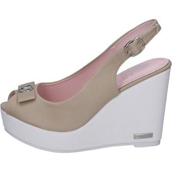 Boty Ženy Sandály Lancetti sandali tela Beige