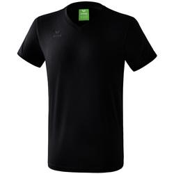 Textil Muži Trička s krátkým rukávem Erima T-Shirt  style noir