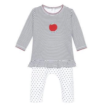 Textil Chlapecké Overaly / Kalhoty s laclem Absorba AMANDA Tmavě modrá