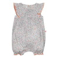 Textil Dívčí Overaly / Kalhoty s laclem Absorba ADELINE Růžová