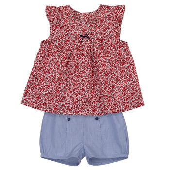 Textil Dívčí Set Absorba LEO Tmavě modrá