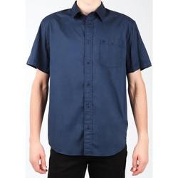 Textil Muži Košile s krátkými rukávy Wrangler S/S 1PT Shirt W58916S35 navy