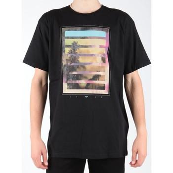 Textil Muži Trička s krátkým rukávem Quiksilver EQYZT00013-KVJ0 black