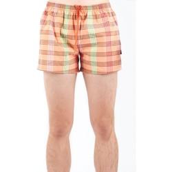 Textil Muži Kraťasy / Bermudy Zagano 1223-99 orange