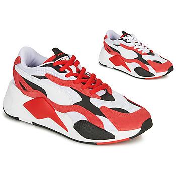 Boty Nízké tenisky Puma RS-X3 Červená / Bílá