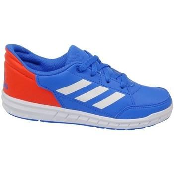 Boty Chlapecké Nízké tenisky adidas Originals Altasport K Modré