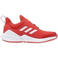 Boty Děti Nízké tenisky adidas Originals Fortarun K Červená
