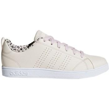 Boty Děti Nízké tenisky adidas Originals VS Advantage CL K Béžová