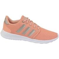 Boty Ženy Nízké tenisky adidas Originals QT Racer Oranžové