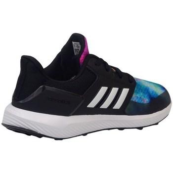 Boty Děti Běžecké / Krosové boty adidas Originals Rapidarun X K Černé