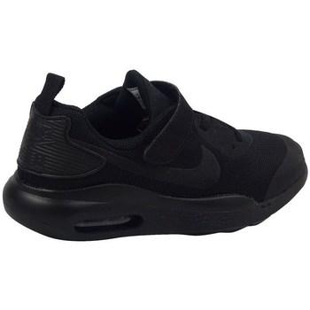 Boty Děti Nízké tenisky Nike Air Max Oketo Psv Černé
