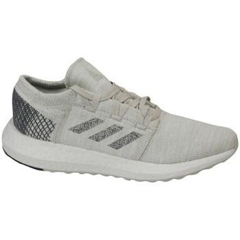 Boty Děti Běžecké / Krosové boty adidas Originals Pureboost GO J Šedé