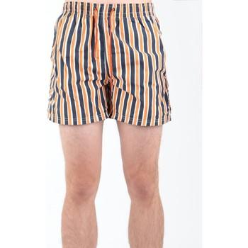 Textil Muži Kraťasy / Bermudy Zagano 5635-208 Multicolor