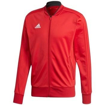 Textil Muži Mikiny adidas Originals Condivo 18 Červená