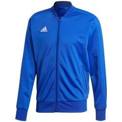 Textil Muži Teplákové bundy adidas Originals Condivo 18 Modrá