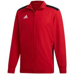 Textil Muži Teplákové bundy adidas Originals Regista 18 Presentation Červené